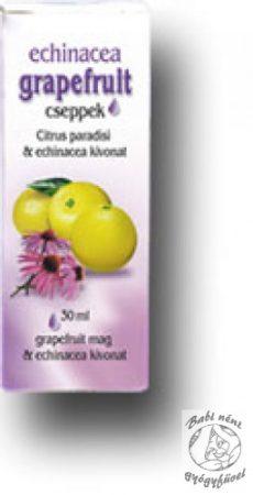 Dr. Chen Grapefruit cseppek echinaceával (30ml-es)