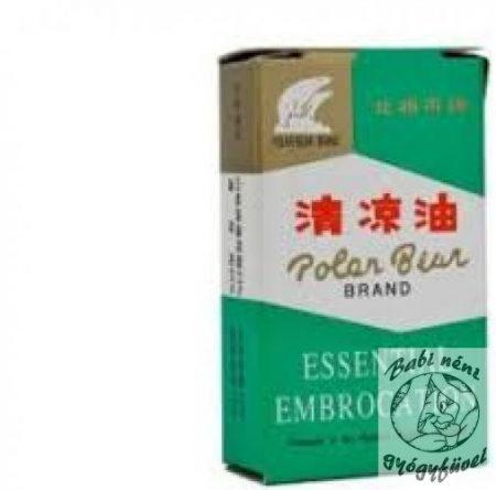 Dr. Chen Polar bear olaj, 8 ml