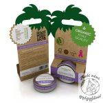 Coconutoil Cosmetics Levendulás Ajakápoló balzsam