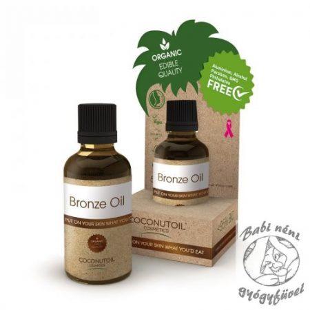 Coconutoil Cosmetics Bronzolaj