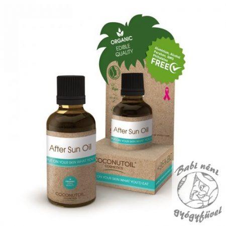 Coconutoil Cosmetics Napozás utáni olaj