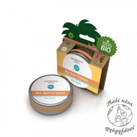 Coconutoil Cosmetics Bio Napkrém Gyerekeknek