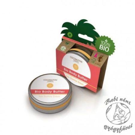 Coconutoil Cosmetics Bio Testvaj Napozáshoz