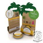 Coconutoil Cosmetics Argános Ajakápoló balzsam