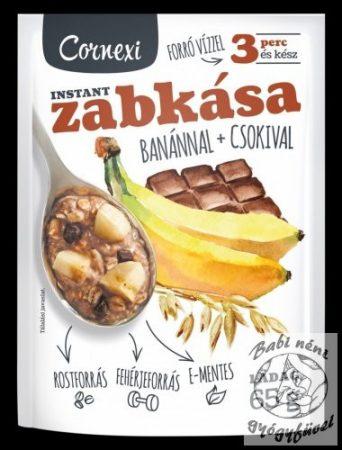 Cornexi Zabkása Banános-csokis