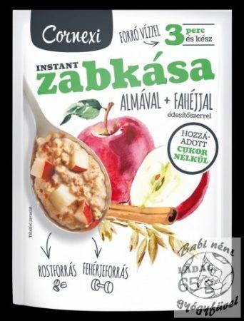 Cornexi Zabkása Almás-fahéjas édesítőszerrel