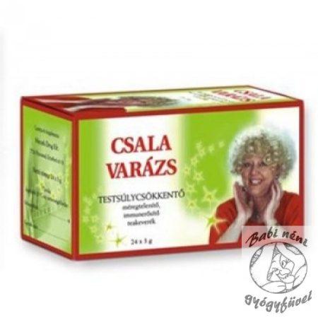 Csala varázs teakeverék filteres 25db