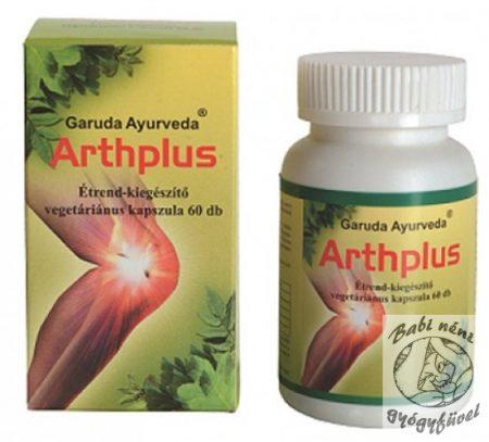 Garuda Ayurveda Arthplus vegán kapszula 60 db