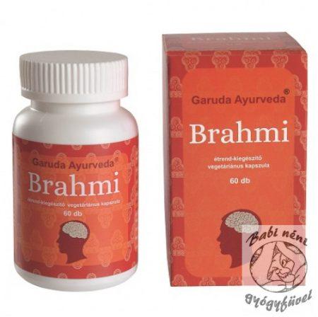Garuda Ayurveda Brahmi vegán kapszula 60 db