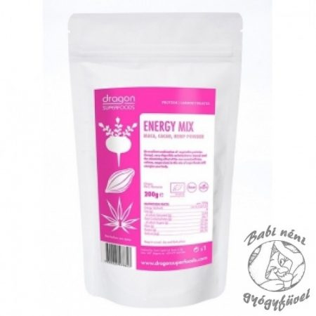 Dragon Superfoods Bio Energy mix, 200 g