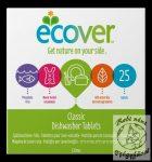Ecover mosogatógép-tabletta 25 db