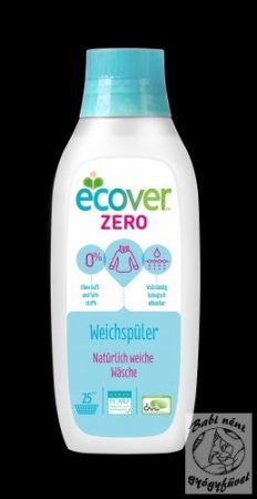 Ecover ZERO Sensitive textilöblítő 750ml