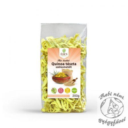 Éden Prémium Quinoa tészta Szélesmetélt 200g