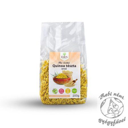 Éden Prémium Quinoa tészta Orsó 200g