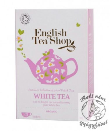 ETS 20 Bio Fehér Tea