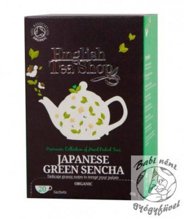 ETS 20 Bio Japán Zöld tea