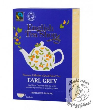 ETS 20 Bio & Fairtrade Earl Grey tea