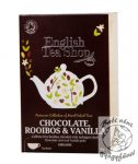 ETS 20 Bio Csokoládés &Vaniliás Rooibos Tea