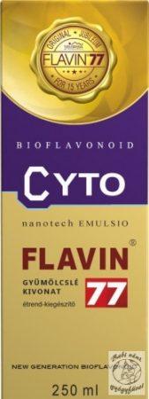 Flavin77 Cyto szirup (250ml)
