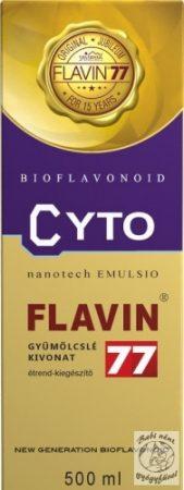 Flavin77 Cyto szirup (500ml)