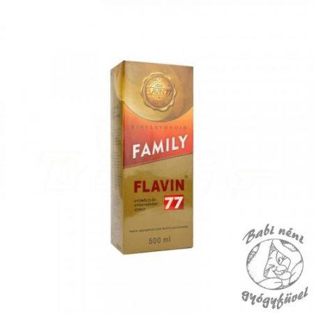Flavin77 Family szirup (500ml)