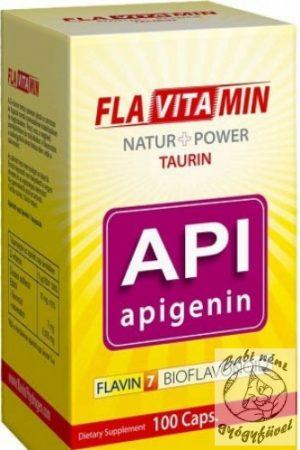 Flavitamin Apigenin - Gyógygomba kivonat (100db)