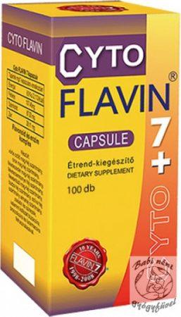 Cyto Flavin 7+ kapszula (100db-os)