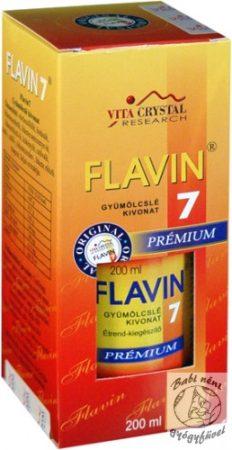 Flavin 7 Prémium (200ml-es)
