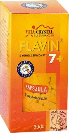Flavin 7+ kapszula (90db-os)