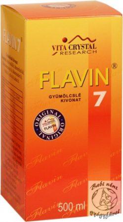 Flavin 7 ital (500ml-es)