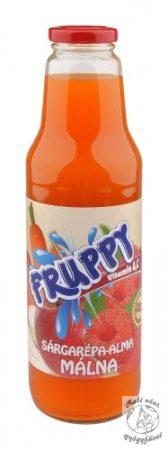 Fruppy gyümölcsnektár répa-alma-málna 750ml
