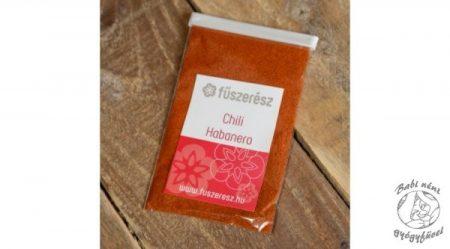 Fűszerész Chilipor Habanero 10g