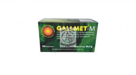 Gallmet M Kapszula 90db