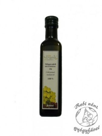 Grapoila Mustármagolaj 250ml