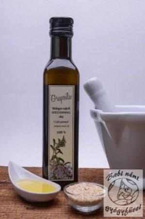 Grapoila Szezámmagolaj 250 ml