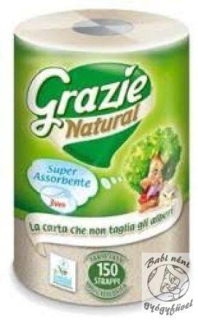 Grazie Natural Öko konyhai tekercses kéztörlő papír (3 rétegű)