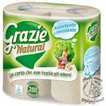 Grazie Natural kéztörlő papír, 2db