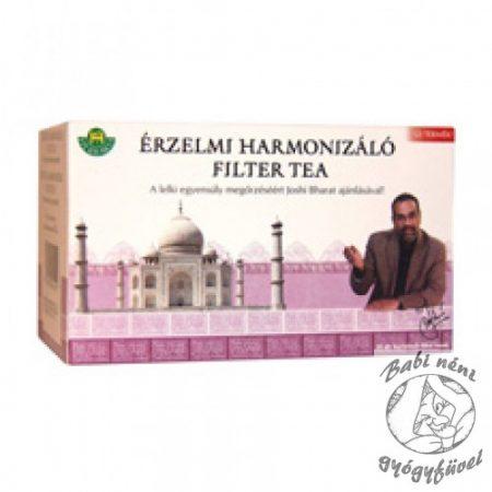 Herbária filteres Érzelmi harmonizáló teakeverék (20db-os)