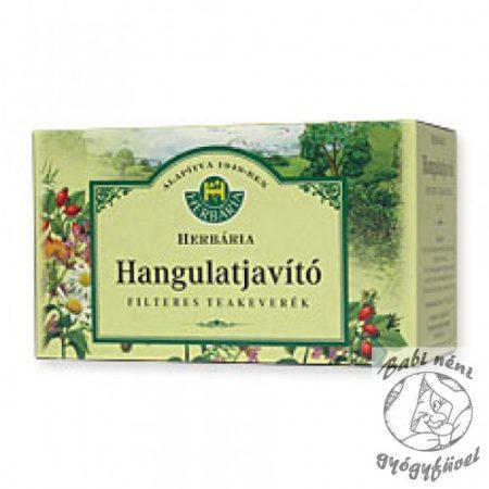 Herbária filteres Hangulatjavító teakeverék (20db-os)