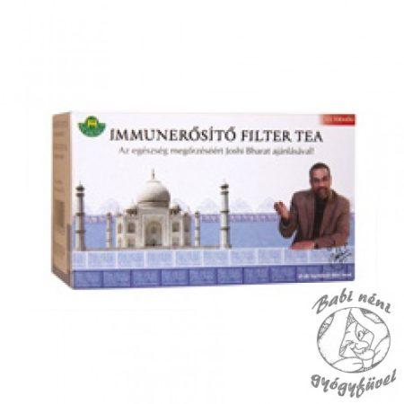 Herbária filteres Immunerősítő teakeverék (20db-os)