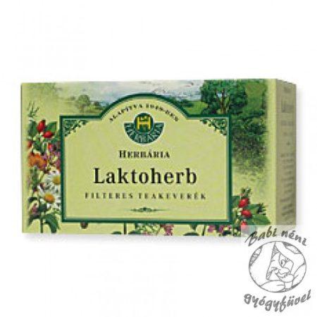 Herbária filteres Laktoherb teakeverék (20b-os)