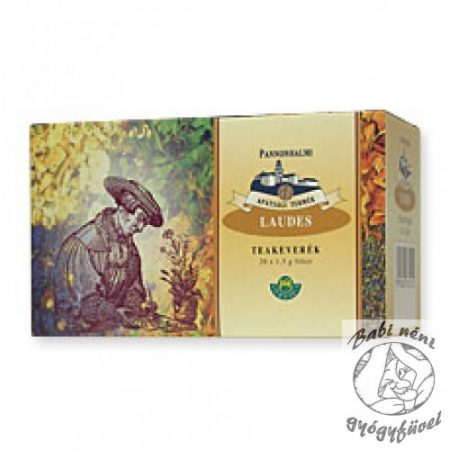 Herbária filteres Laudes teakeverék (20db-os)