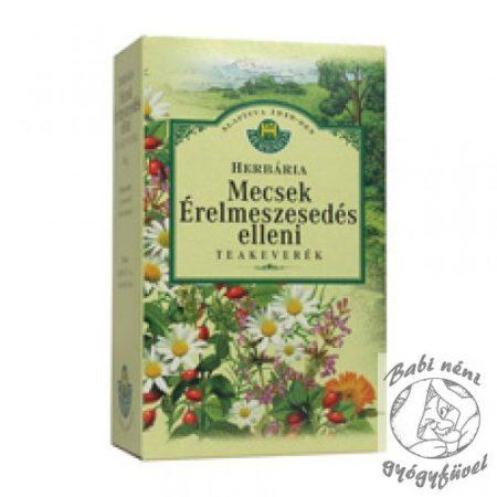 Herbária Mecsek Érelmeszesedés elleni teakeverék (100g-os)