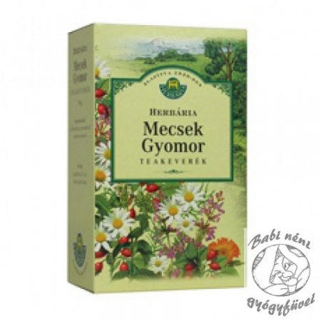 Herbária Mecsek Gyomor tea (50g-os)