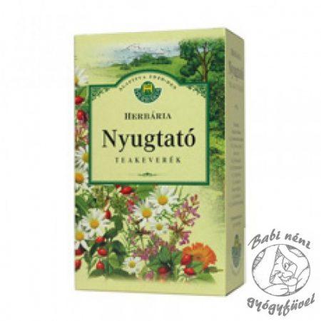 Herbária Nyugtató teakeverék (100g-os)