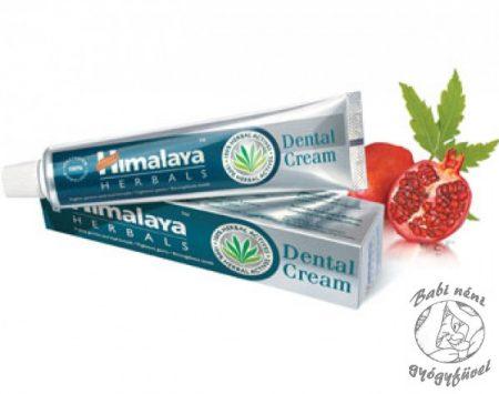 Himalaya Dental Cream (100 g) Ajurvédikus fogkrém természetes fluoriddal