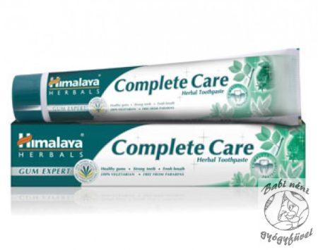 Himalaya Complete Care Herbal  (75 ml) Teljes körű védelmet biztosító gyógynövényes fogkrém