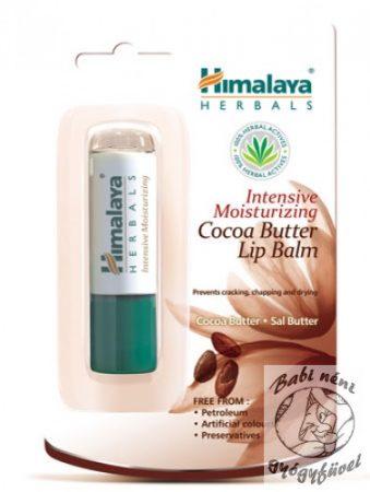 Himalaya Cocoa Butter Lip Balm (4,5 g) Kakaóvajas intenzív hidratáló ajakbalzsam