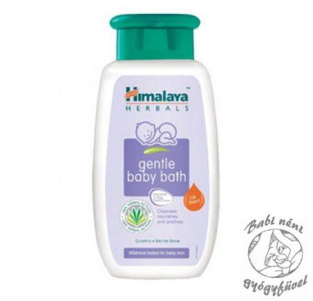 Himalaya Gentle Baby Bath (200 ml) Gyengéd babafürdető