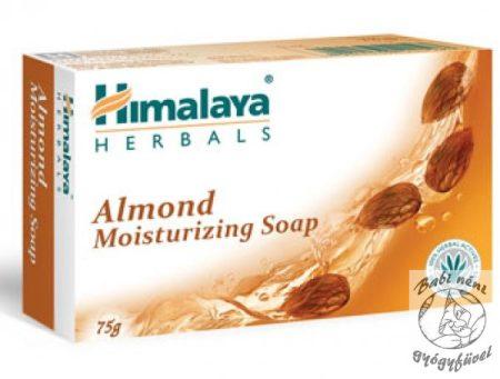 Himalaya Almond Moisturizing Soap (75 g) Mandulás hidratáló szappan